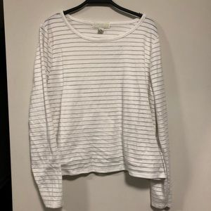 Tops - Plus sized long sleeve shirt